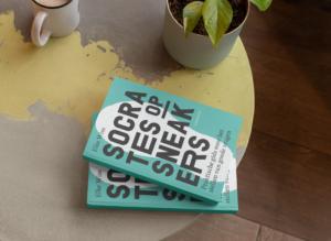 Book by Elke Wiss: Socrates on Sneakers